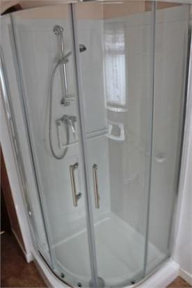 Utility Room/Shower