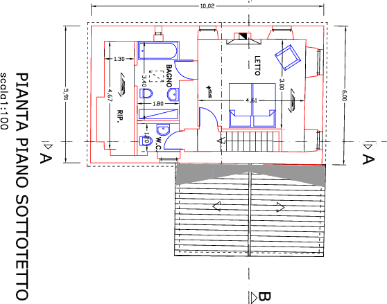 second level