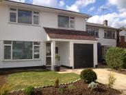 semi detached house in Off Merilies Gardens