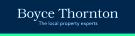 Boyce Thornton, Claygate details