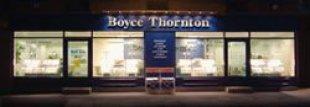 Boyce Thornton, Claygatebranch details