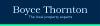 Boyce Thornton, Claygate logo