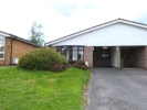 Bungalow to rent in Battenhall, Worcester