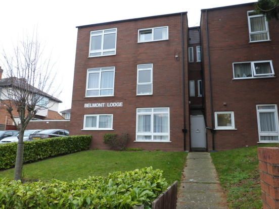 2 bedroom apartment to rent in Belmont Street Worcester WR3
