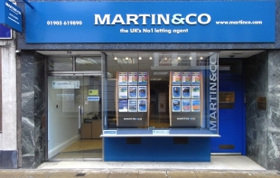 Martin & Co, Worcester - Lettings & Salesbranch details