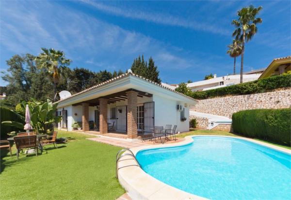 Swimming pool+villa