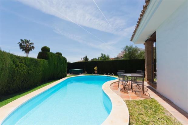 Swimming pool+Garden