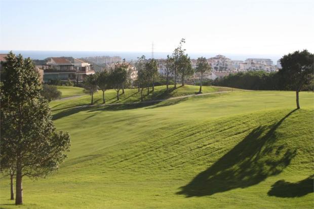 Golf and sea views