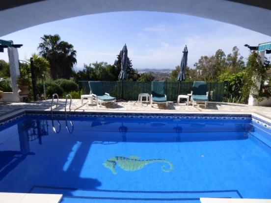 Swimming pool+views
