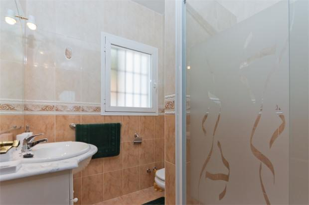 Extra apart. Bathroom