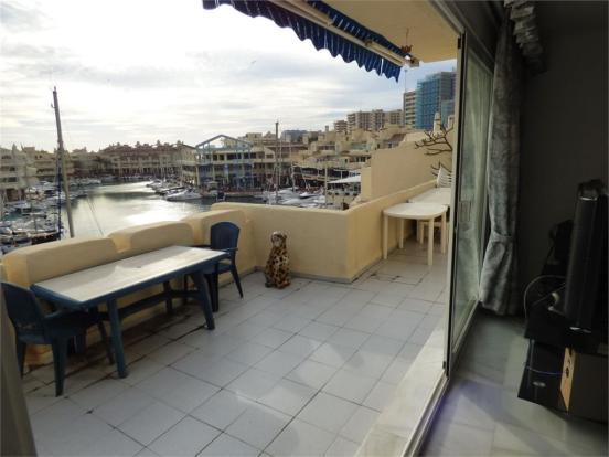 Terrace + views