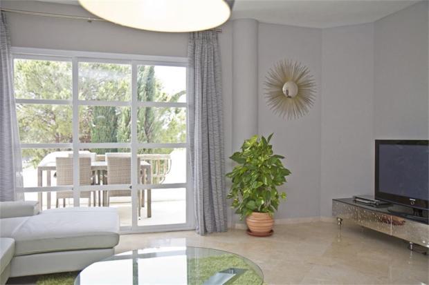 Living Area + Terrace