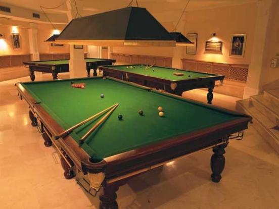 Communal Snooker Room