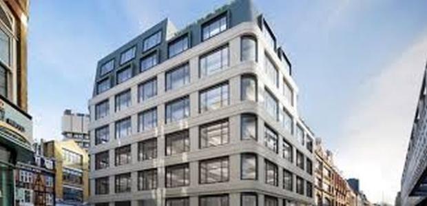 Studio Flat For Sale In Rathbone Square Tottenham Court Road W1t