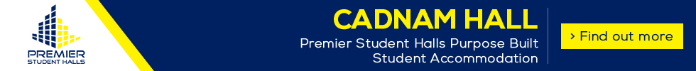 Get brand editions for Premier Student Halls, Cadnam Hall