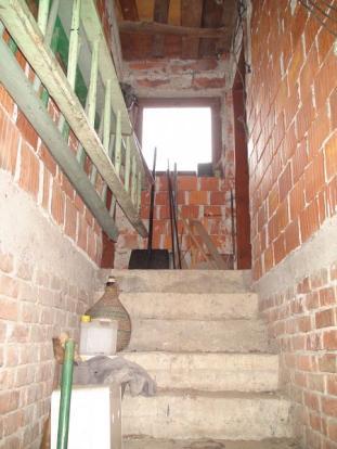 Staircase to attick
