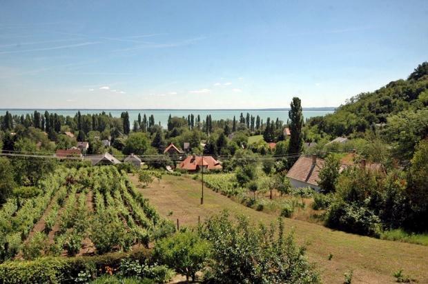 Another view of lake Balaton