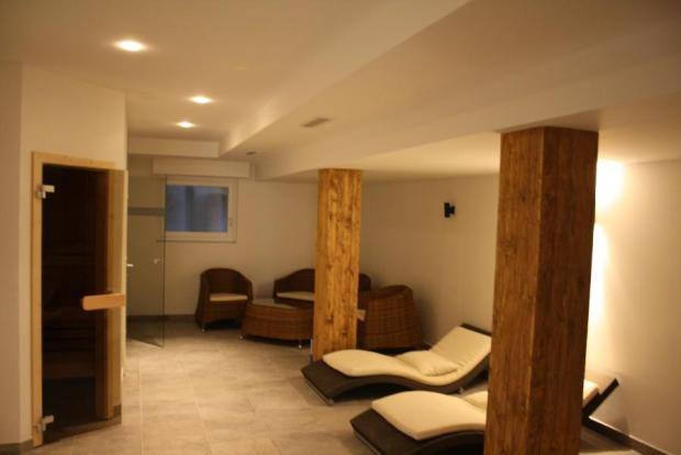 Residents' Spa Area