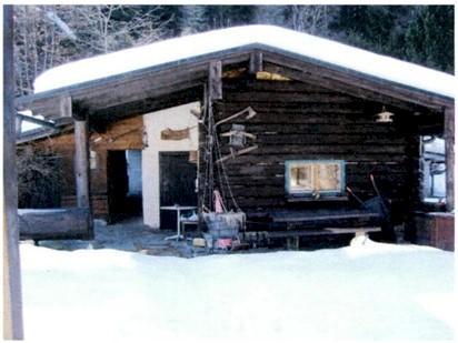 Log cabin Almhutte