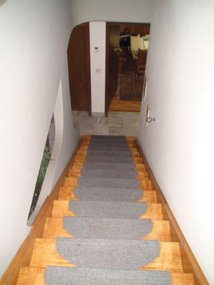 Staircase to the cellar