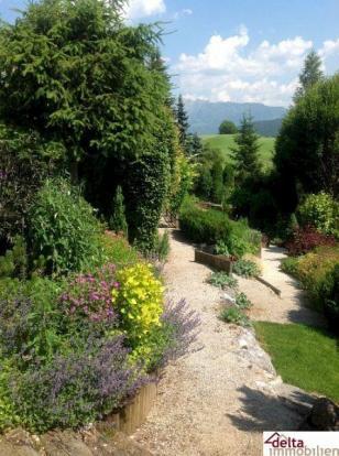 Garden with views