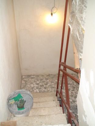 Cellar staircase