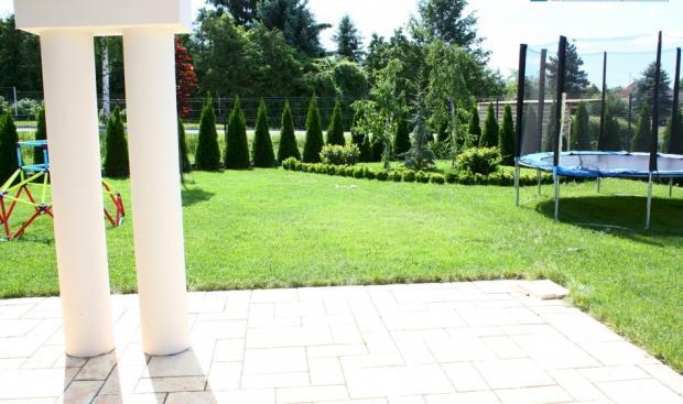 View 2 of garden