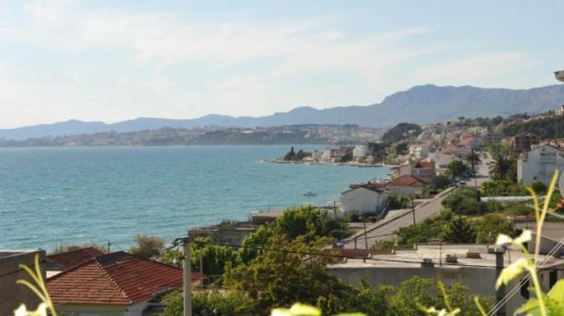 The coast - towards Split