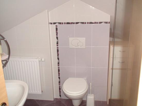 Attick bathroom