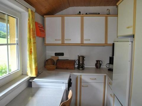 Galley guest kitchen