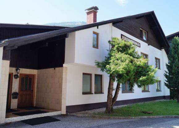 Apartment House - main entrance