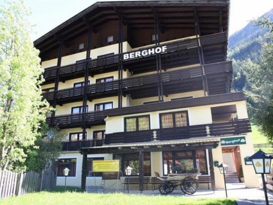 Berghof main view
