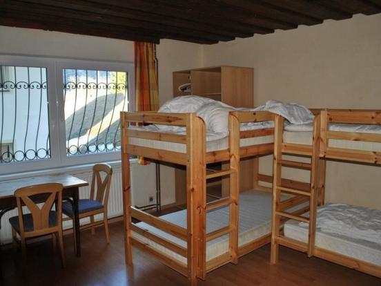 Berghof bedroom
