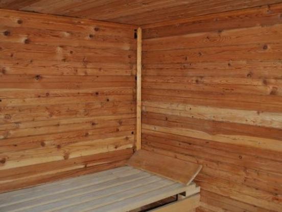 Berghof sauna