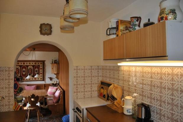 Kitchen-dining area lower ground floor
