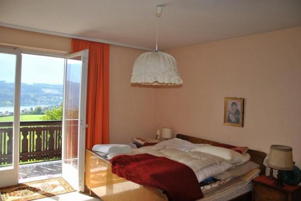 Bedroom - lower ground floor