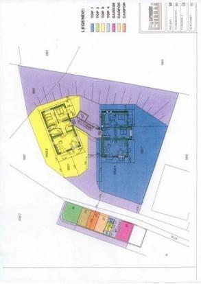 Floorplan of apartment building