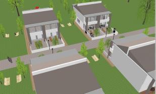 2 bed semi detached house in Ljutomer, Ljutomer...