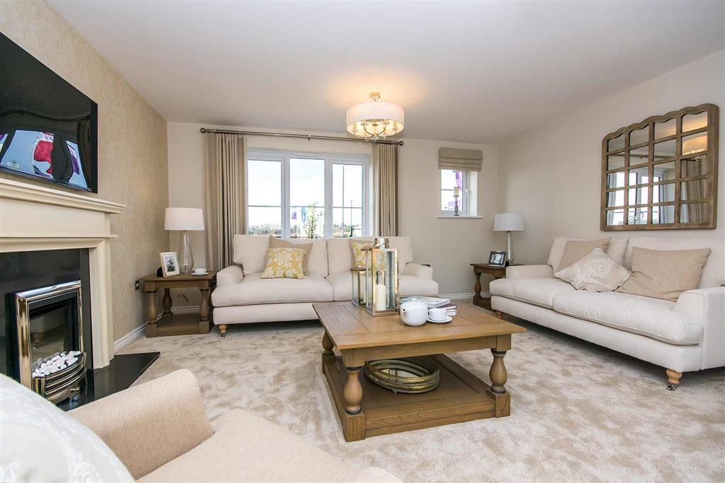 Actual Langdale Show Home at Pastures New