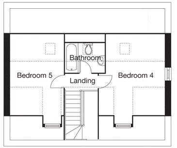 Taylor-Wimpey-Ashbury-5-bed-second-level-floorplan