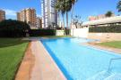 Open-air pool