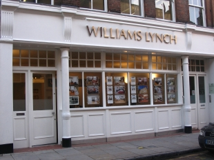 Williams Lynch, Londonbranch details