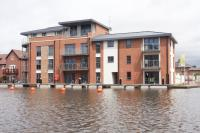 2 bed new Apartment in Lichfield Basin...