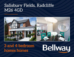 Get brand editions for Bellway Homes (Manchester), Salisbury Fields