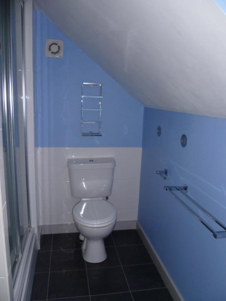 Master bedroom's en-suite (2nd floor)