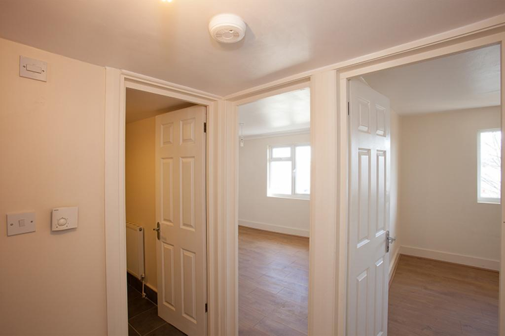 Access to Bathroom and 2 bedrooms