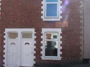 Terraced house in Surtees Street...