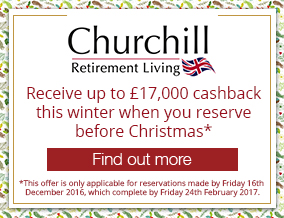 Get brand editions for Churchill Retirement Living - South West, Amelia Lodge