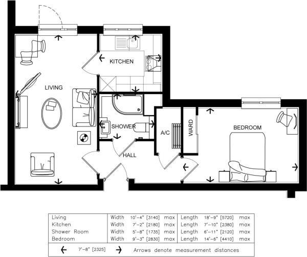Plot 5 Floorplan