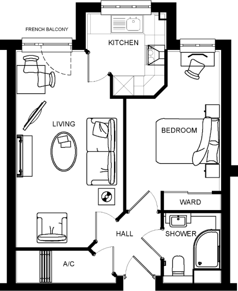 Plot 29 Floorplan